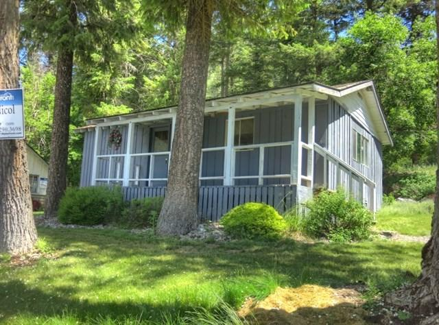 3001 N Deep Lake Boundary Rd Cabin #2, Colville, WA 99114 (#201719779) :: Top Agent Team