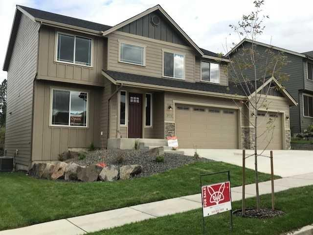 2716 S Seabiscuit Dr, Spokane Valley, WA 99037 (#201823262) :: 4 Degrees - Masters