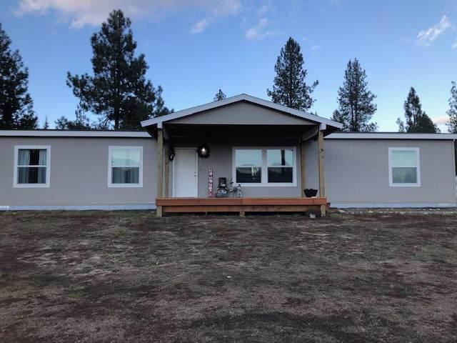 282 Hanks Butte Rd, Ione, WA 99139 (#202010894) :: The Spokane Home Guy Group