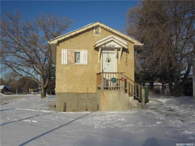 1356 18th Street W, Prince Albert, SK S6V 4B9 (MLS #SK718894) :: The A Team