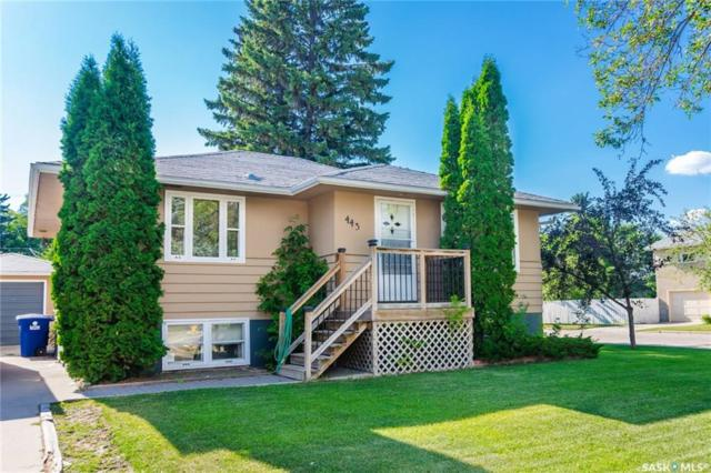 443 R Avenue N, Saskatoon, SK S7L 2Y8 (MLS #SK719487) :: The A Team