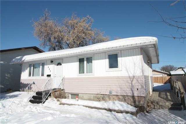942 1st Street E, Prince Albert, SK S6V 0C4 (MLS #SK719574) :: The A Team