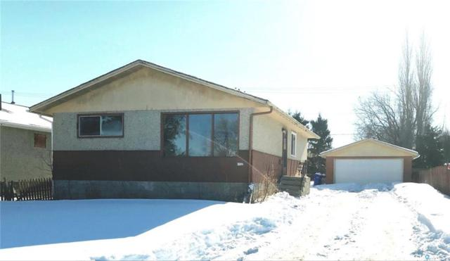 1137 River Street W, Prince Albert, SK S6V 3A2 (MLS #SK719904) :: The A Team