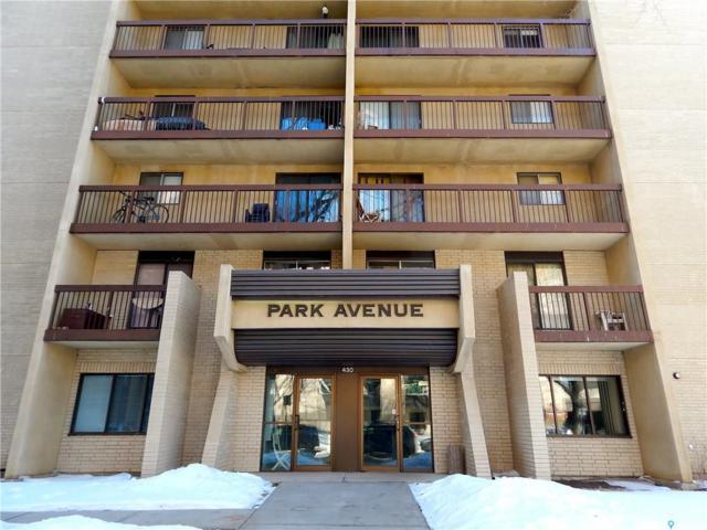 430 5th Avenue N #1302, Saskatoon, SK S7K 6Z2 (MLS #SK722621) :: The A Team