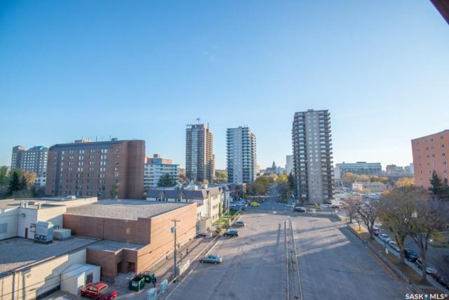 430 5th Avenue N #803, Saskatoon, SK S7K 6Z2 (MLS #SK722774) :: The A Team