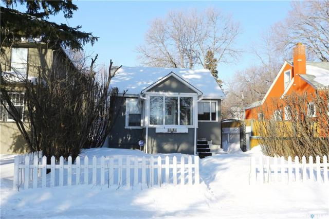 512 Albert Avenue, Saskatoon, SK S7N 1G5 (MLS #SK723027) :: The A Team