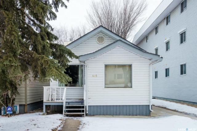 415 Main Street, Saskatoon, SK S7N 0B9 (MLS #SK723083) :: The A Team