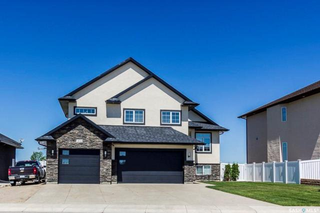 404 Nicklaus Drive, Warman, SK S0K 4S1 (MLS #SK723098) :: The A Team