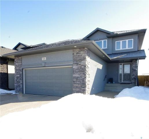 526 Sutter Crescent, Saskatoon, SK S7T 0R4 (MLS #SK723222) :: The A Team