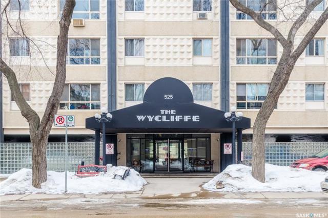 525 3rd Avenue N #205, Saskatoon, SK S7K 2J6 (MLS #SK723263) :: The A Team