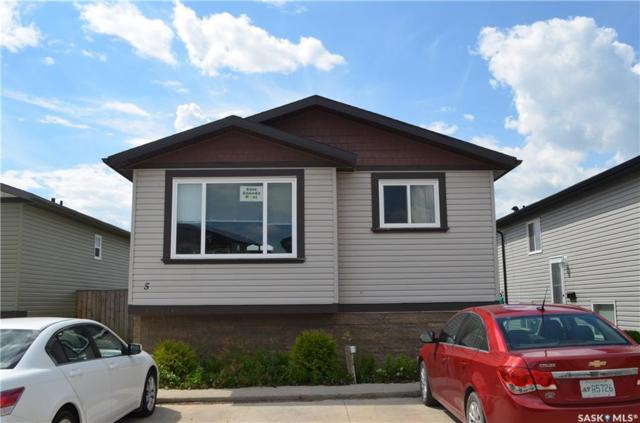 55 Borden Crescent #5, Saskatoon, SK S7L 5J9 (MLS #SK723389) :: The A Team
