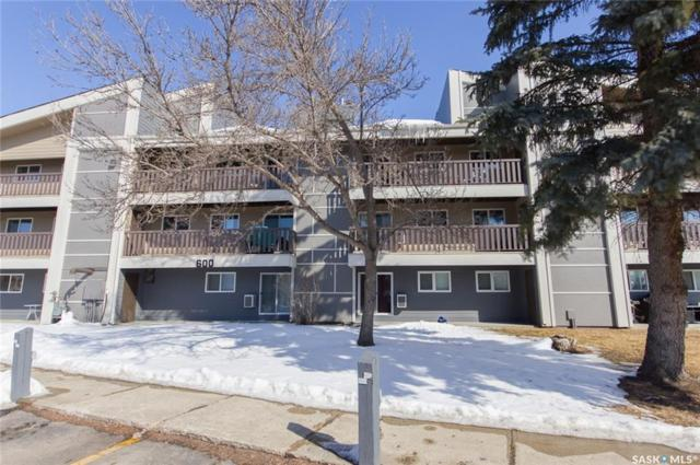 510 Prairie Avenue #625, Saskatoon, SK S7N 2V4 (MLS #SK723460) :: The A Team
