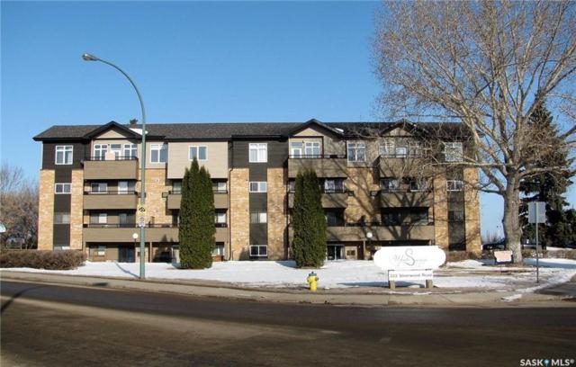 333 Silverwood Road #105, Saskatoon, SK S7K 6G1 (MLS #SK723462) :: The A Team