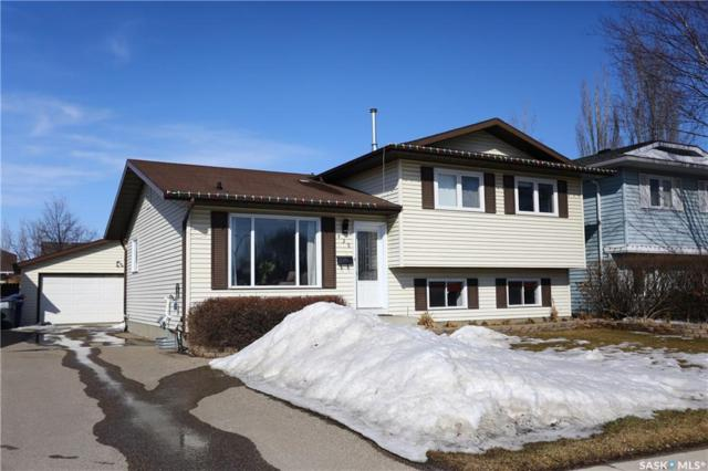 439 Garvie Road, Saskatoon, SK S7S 1A4 (MLS #SK723531) :: The A Team