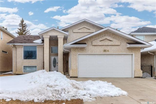 1814 Kenderdine Road, Saskatoon, SK S7J 3K3 (MLS #SK723553) :: The A Team