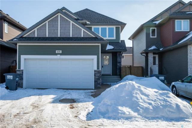 435 Veltkamp Crescent, Saskatoon, SK S7T 0S2 (MLS #SK723577) :: The A Team