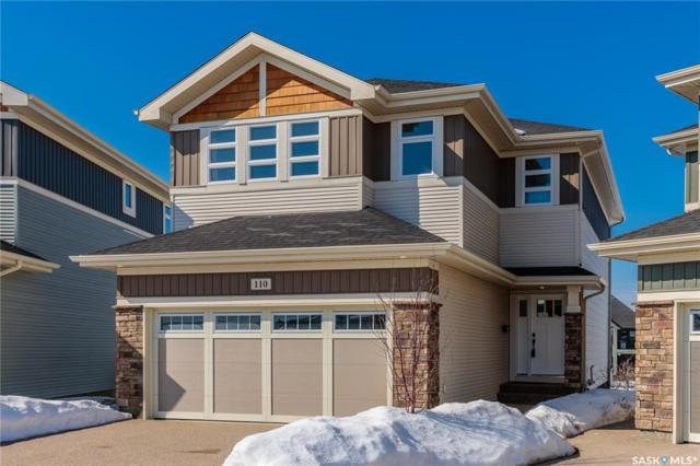 342 Trimble Crescent #110, Saskatoon, SK S7W 0L8 (MLS #SK723647) :: The A Team