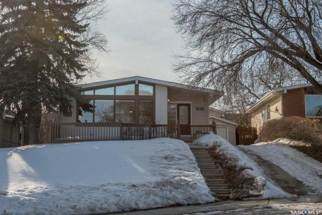 1917 Pembina Avenue, Saskatoon, SK S7K 1C4 (MLS #SK723676) :: The A Team