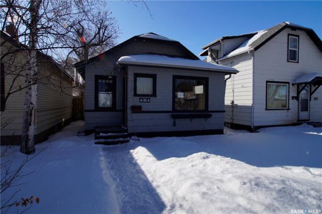 404 Taylor Street W, Saskatoon, SK S7M 0C8 (MLS #SK723694) :: The A Team