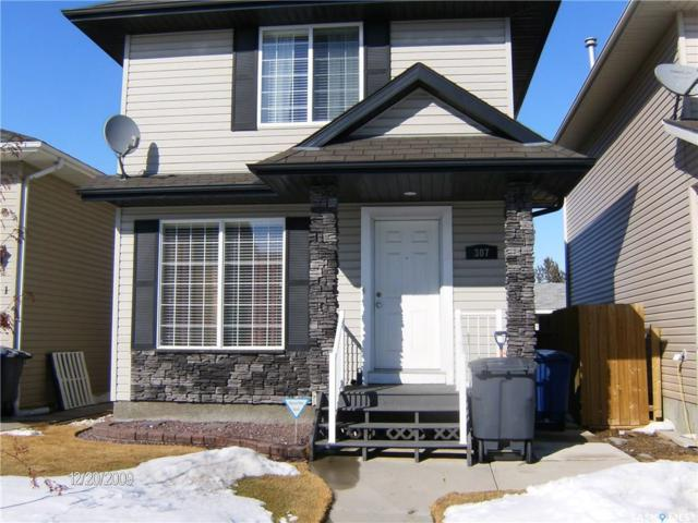 307 Rutherford Crescent, Saskatoon, SK S7N 4X5 (MLS #SK723852) :: The A Team