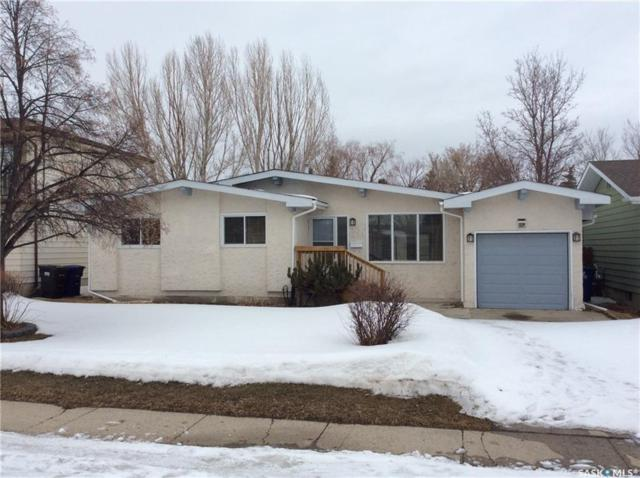 329 Laval Crescent, Saskatoon, SK S7H 4N7 (MLS #SK723964) :: The A Team