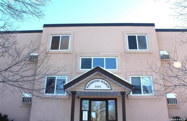 2251 St Henry Avenue #15, Saskatoon, SK S7M 0P5 (MLS #SK723970) :: The A Team