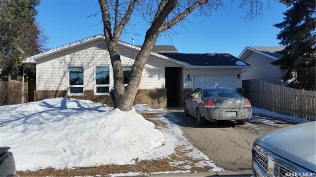 510 Lisgar Avenue, Saskatoon, SK S7L 5G9 (MLS #SK724149) :: The A Team
