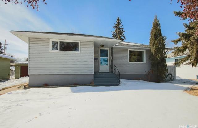 1510 Ewart Avenue, Saskatoon, SK S7H 2K8 (MLS #SK724342) :: The A Team