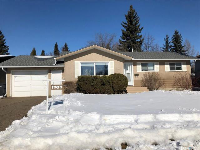 1707 Bowers Drive, North Battleford, SK S9A 3A3 (MLS #SK724797) :: The A Team