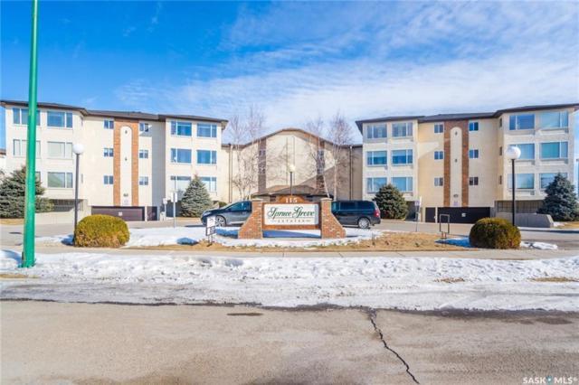 115 Keevil Crescent #303, Saskatoon, SK S7N 4P2 (MLS #SK725901) :: The A Team