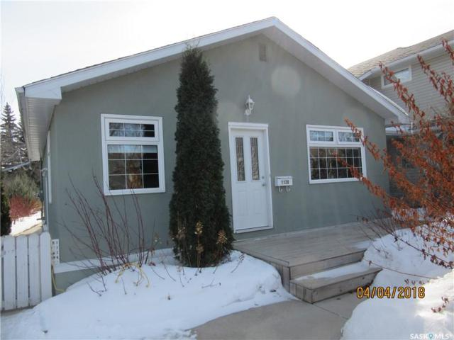 1120 11th Street E, Saskatoon, SK S7H 0G2 (MLS #SK726031) :: The A Team
