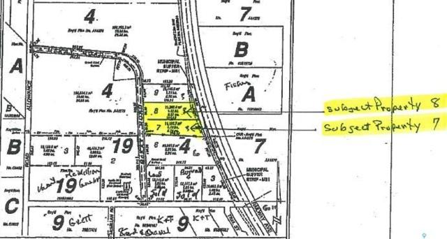 Lot 7 Railway Avenue, North Battleford, SK S9A 3W1 (MLS #SK726099) :: The A Team