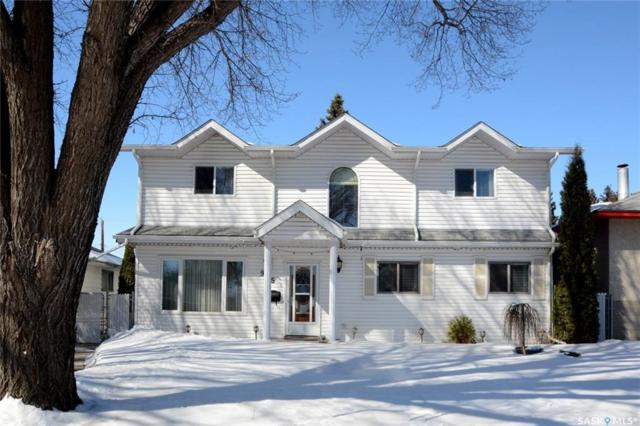 905 V Avenue N, Saskatoon, SK S7L 3G2 (MLS #SK726199) :: The A Team