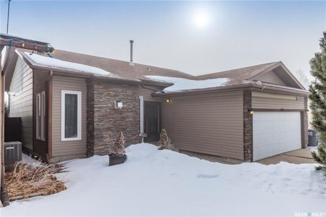 215 Delaronde Lane, Saskatoon, SK S7J 3Z1 (MLS #SK726222) :: The A Team