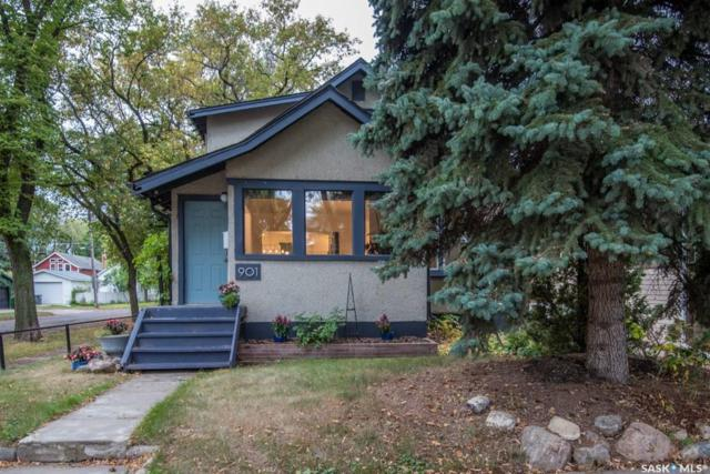 901 9th Avenue N, Saskatoon, SK S7K 2Z3 (MLS #SK726231) :: The A Team