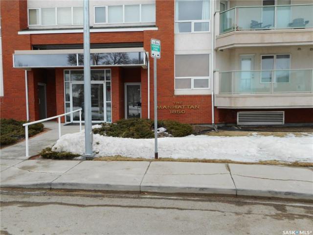 1850 Main Street #218, Saskatoon, SK S7H 5T2 (MLS #SK726390) :: The A Team