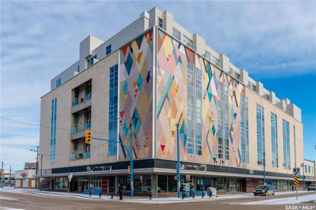 120 23rd Street E #210, Saskatoon, SK S7K 0K8 (MLS #SK726833) :: The A Team