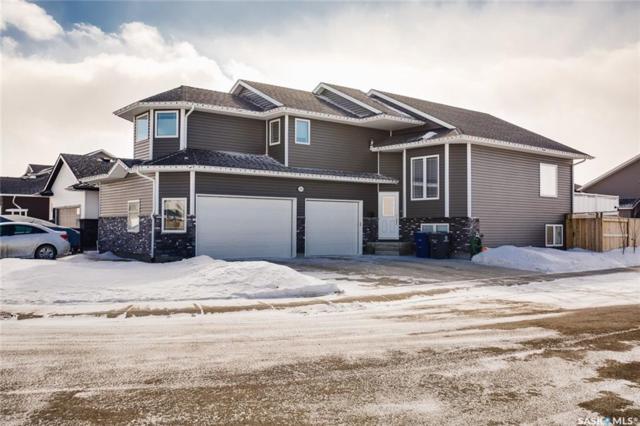 1006 Hargreaves Manor, Saskatoon, SK S7R 0K5 (MLS #SK726906) :: The A Team