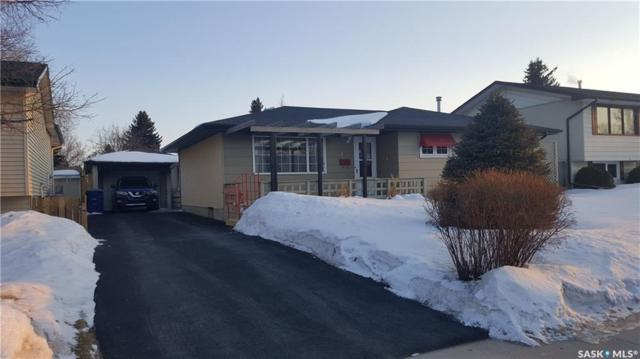49 Churchill Drive, Saskatoon, SK S7K 3X2 (MLS #SK726920) :: The A Team