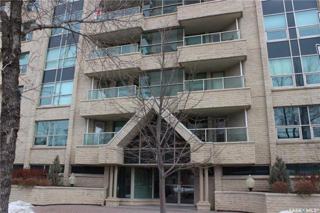 303 5th Avenue N #401, Saskatoon, SK S7K 2P6 (MLS #SK726933) :: The A Team