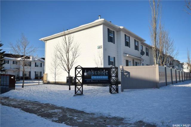 203 Herold Terrace #71, Saskatoon, SK S7V 1H8 (MLS #SK726987) :: The A Team