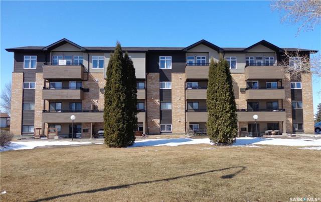 333 Silverwood Road #203, Saskatoon, SK S7K 6G1 (MLS #SK727037) :: The A Team