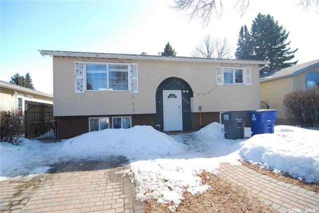 258 Mcmaster Crescent, Saskatoon, SK S7H 4E3 (MLS #SK727149) :: The A Team