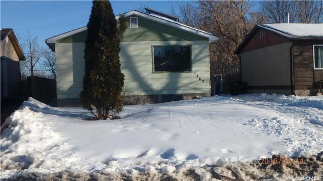 1460 12th Street W, Prince Albert, SK S6V 5V3 (MLS #SK727286) :: The A Team