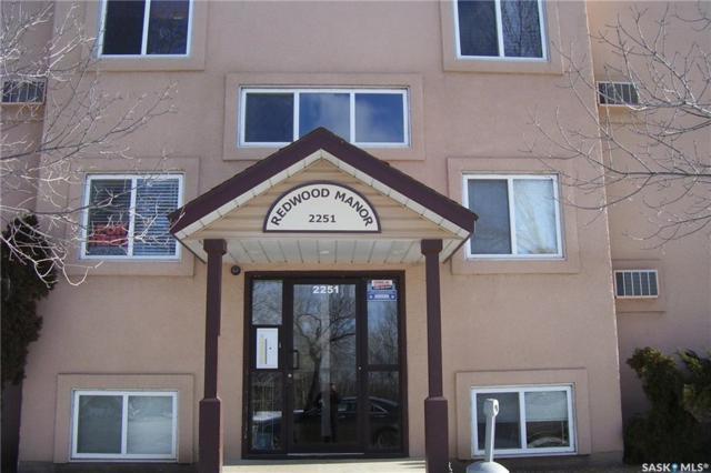 2251 St Henry Avenue #12, Saskatoon, SK S7M 0P5 (MLS #SK727330) :: The A Team