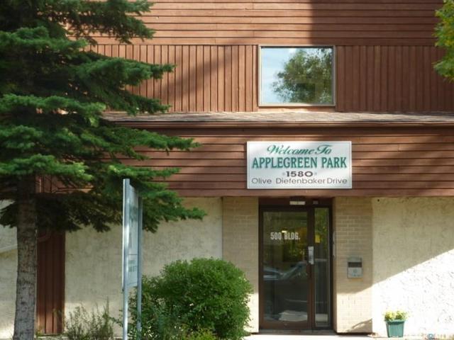 1580 Olive Diefenbaker Drive #518, Prince Albert, SK S6V 7M6 (MLS #SK727590) :: The A Team