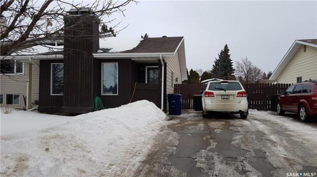 1718 Mckercher Drive, Saskatoon, SK S7H 5E2 (MLS #SK727723) :: The A Team