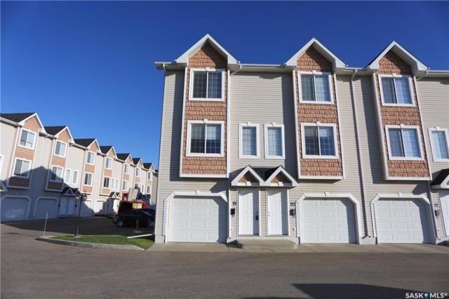 243 Herold Terrace #19, Saskatoon, SK S7V 1J6 (MLS #SK727819) :: The A Team