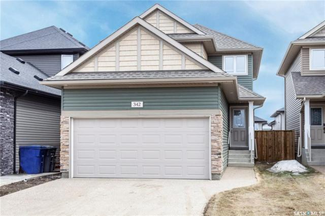 342 Dickson Crescent, Saskatoon, SK S7T 0T8 (MLS #SK727853) :: The A Team