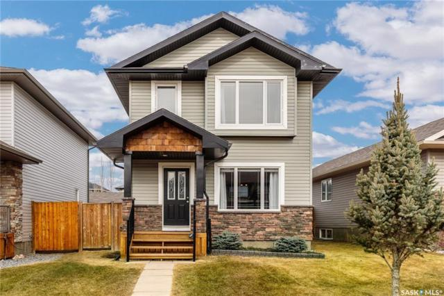 347 Levalley Cove, Saskatoon, SK S7T 0H5 (MLS #SK728274) :: The A Team